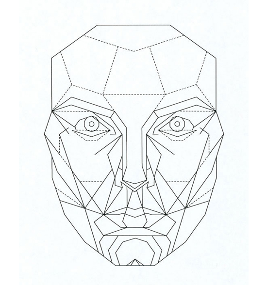 Facial beauty and balance in plastic surgery facial plastic golden ratio pic golden ratio face figure ccuart Image collections