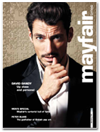 Mayfair Magazine - cover