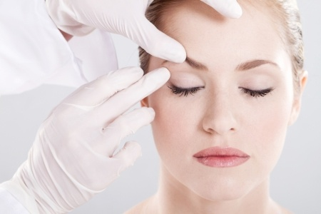 Eyelid Surgery in UK - pic