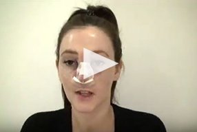 Rhinoplasty Video Diary –Day of surgery, 2 of 18 - video