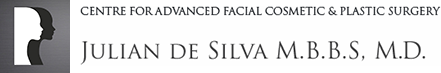 Centre for Advanced Facial Cosmetic and Plastic Surgery - Julian De Silva M.B.B.S, M.D.