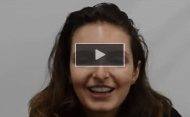 Watch Video Testimonials - woman patient about rhinoplasty