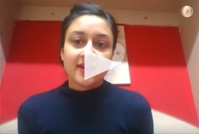 1 Ethnic Rhinoplasty Video Diary Day Before surgery - video