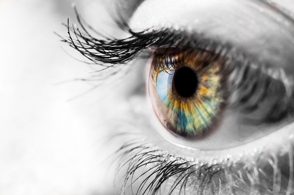 Blepharoplasty - eye