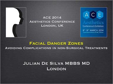ACE 2014 - Facial Danger Zones Avoiding Complications in non-surgical treatment