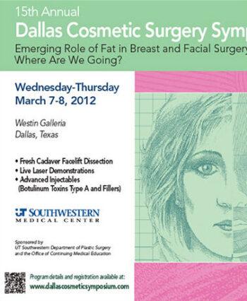 15th Annual Dallas Cosmetic Surgery Symposium