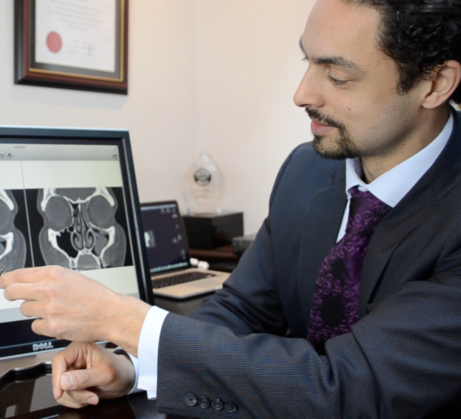 Dr. De Silva and PHILANTHROPY