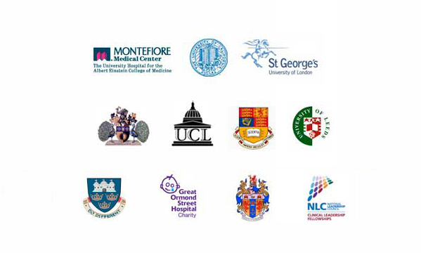 Famous partners associations