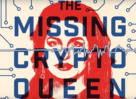 Watch Video: Dr. Julian De Silva interviewed as part of The Missing Cryptoqueen Podcast for BBC Sounds.