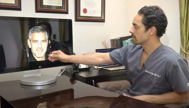 Watch Video: Reuters News interviews Dr. Julian De Silva about Facial Beauty and customized facial mapping…