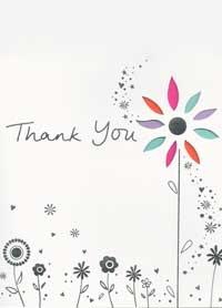 Patient Testimonials: Thank You   patient 24