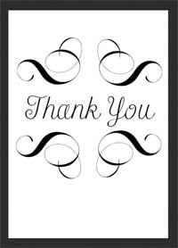 Patient Testimonials: Thank You   patient 28