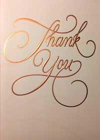 Patient Testimonials: Thank You   patient 33