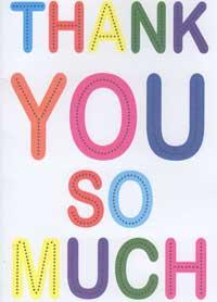 Patient Testimonials: Thank You   patient 36