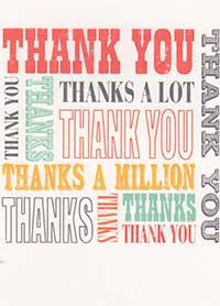 Patient Testimonials: Thank You   patient 43