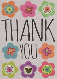 Patient Testimonials: Thank You   patient 61