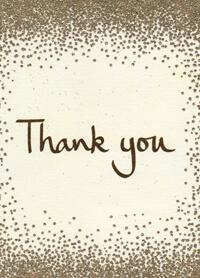 Patient Testimonials: Thank You   patient 65