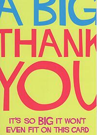 Patient Testimonials: Thank You   patient 70