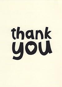 Patient Testimonials: Thank You   patient 77