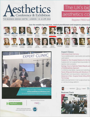 Aesthetics Conference and Exhibition