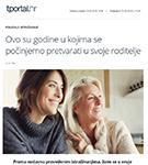 tportal.hr: Ovo su godine u kojima se počinjemo pretvarati u svoje roditelje