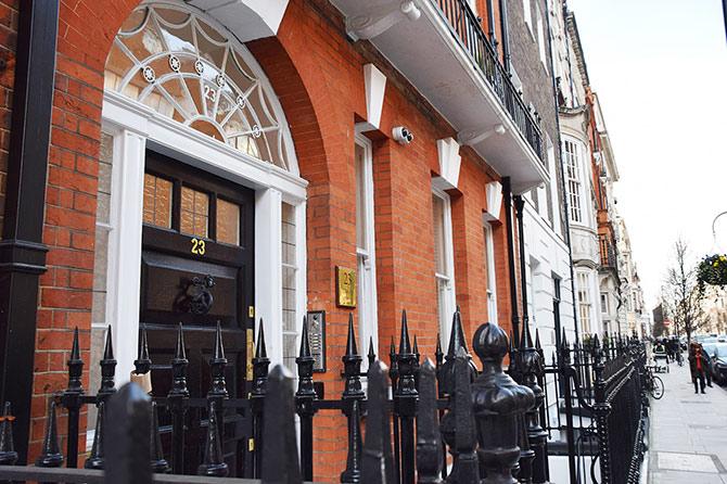 office building: londonfacialplasticsurgery