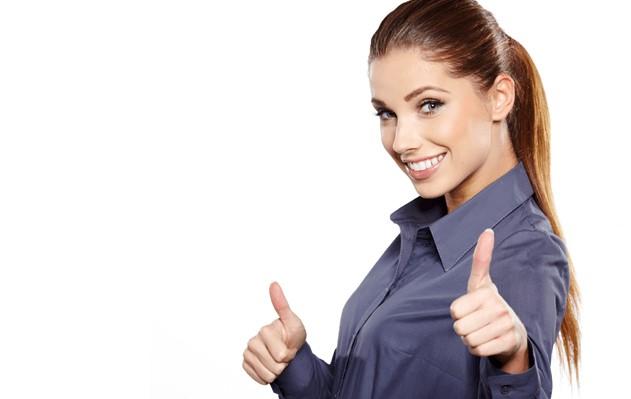 Rhinoplasty Recovery Tips - happy woman